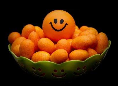 Fruta com K