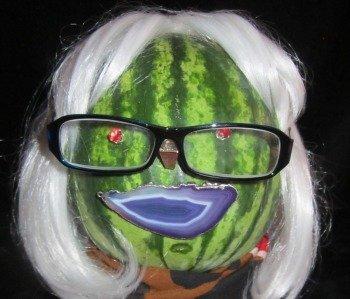 Fruta com W
