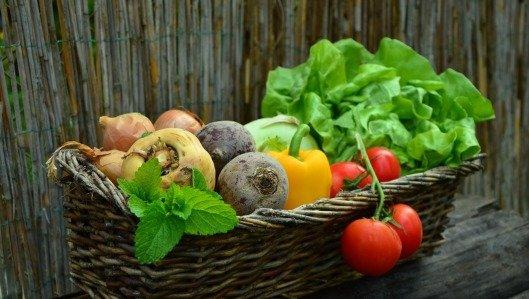 Lista de legumes e verduras de A a Z