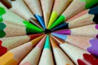 Alfabeto de cores: lista de cores de A-Z