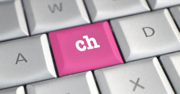 Palavras que se escrevem com ch