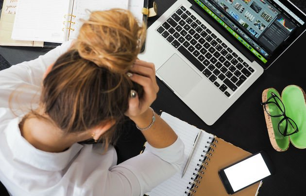 Erros no mundo do trabalho
