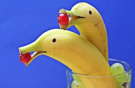 Fruta com B