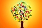 Fruta com i