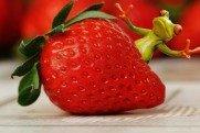 Fruta com M